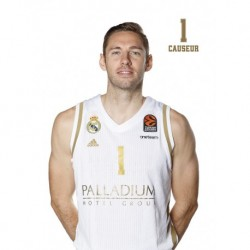 Postal Real Madrid Baloncesto 2019/2020 Causeur