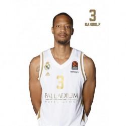 Postal Real Madrid Baloncesto 2019/2020 Randolph