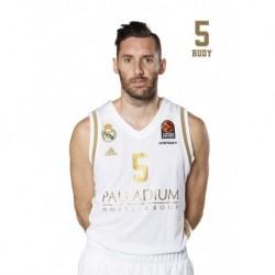 Postal Real Madrid Baloncesto 2019/2020 Rudy