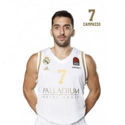 Postal Real Madrid Baloncesto 2019/2020 Campazzo