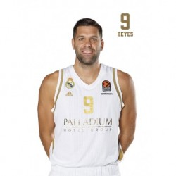 Postal Real Madrid Baloncesto 2019/2020 F. Reyes