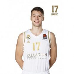 Postal Real Madrid Baloncesto 2019/2020 Nakic