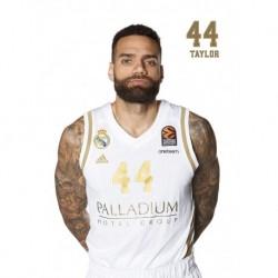 Postal Real Madrid Baloncesto 2019/2020 Taylor
