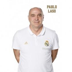 Postal Real Madrid Baloncesto 2019/2020 Pablo Laso