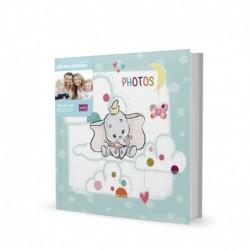 Album Foto 200 Bolsillos 10X15Cm Disney Dumbo