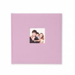Album Foto Tradicional 24X24Cm 40 Paginas Pink 14