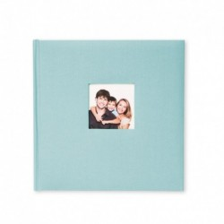 Album Foto Tradicional 24X24Cm 40 Paginas Sky Blue 15