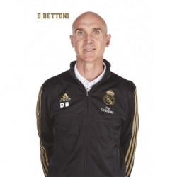 Postal Real Madrid 2019/2020 David Bettoni Busto