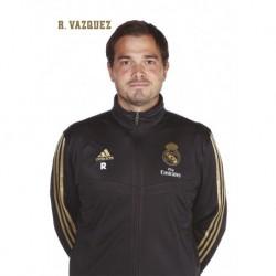Postal Real Madrid 2019/2020 Roberto Vazquez Busto