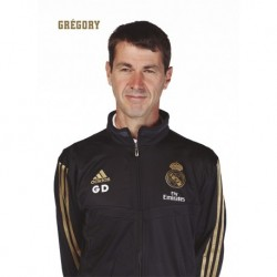 Postal Real Madrid 2019/2020 Gregory Dupont Busto