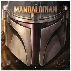 Calendario 2020 30X30 The Mandalorian