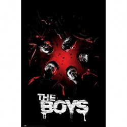 Poster The Boys One Sheet