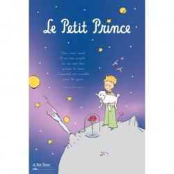 Poster Grande Le Petit Prince
