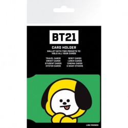 Tarjetero Bt21 Chimmy