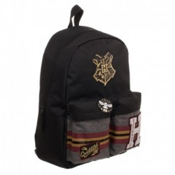 Mochila Harry Potter Parches