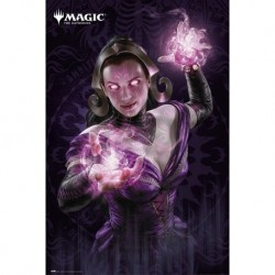 Poster Magic The Gathering Liliana
