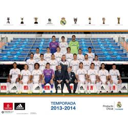 Miniposter Real Madrid 2013-14