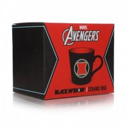 Taza Marvel Black Widow