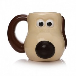 Taza 3D Aardman Wallace And Gromit