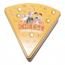 Caja Metalica Aardman Wallace & Gromit