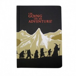 Cuaderno A5 Premium The Lord Of The Rings