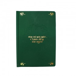 Cuaderno A5 Premium The Lord Of The Rings A Hobbit'S Tale