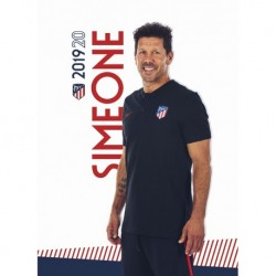 Postal Atletico De Madrid 2019/2020 Simeone