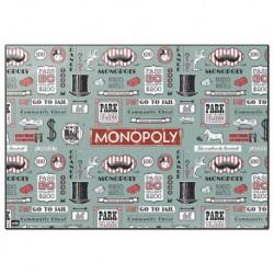 Vade Protector de Escritorio Escolar Monopoly