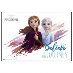 Vade de Escritorio Escolar Disney Frozen 2