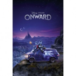 Poster Disney Onwards One Sheet