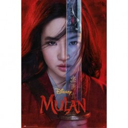 Poster Disney Mulan One Sheet