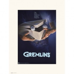 Lamina 30X40Cm Gremlins Originals