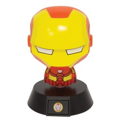 Lampara Icon Marvel Iron Man