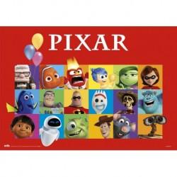 Vade de Escritorio Escolar Disney Pixar 25 Aniversario