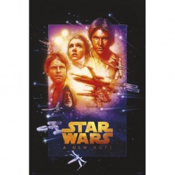 Poster Star Wars A New Hope Special Edition