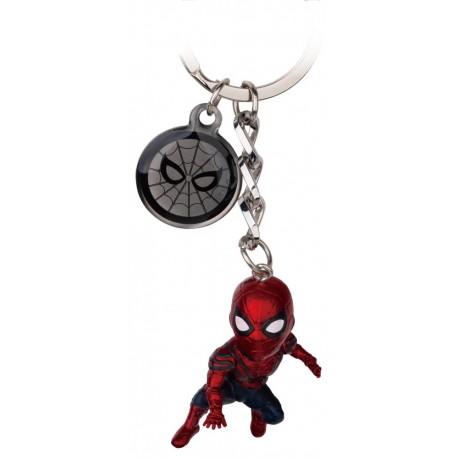 Llavero Egg Attack Marvel Avengers Spiderman