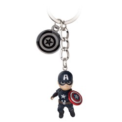Llavero Egg Attack Marvel Avengers Capitan America