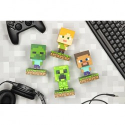 Lampara Icon Minecraft Zombie