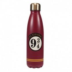 Botella Metalica Harry Potter Platform 9 3/4