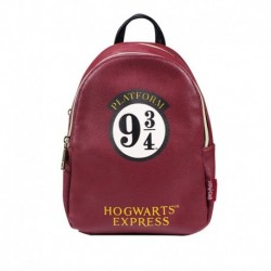 Mochila Harry Potter Platform 9 3/4 Pequeña