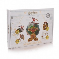 Puzzle Harry Potter Cartas Moving Mechanical Model