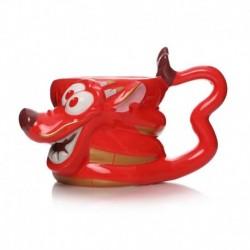 Taza 3D Disney Mulan Mushu