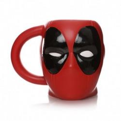 Taza 3D Marvel Deadpool