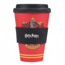 Taza De Viaje Harry Potter Gryffindor