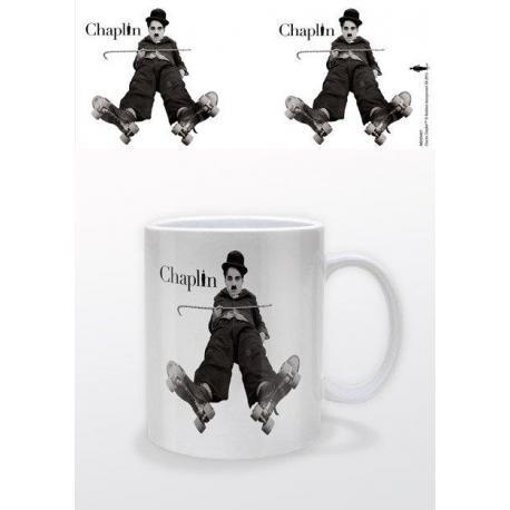 Taza Charlie Chaplin-Tne Tramp