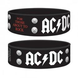 Pulsera Silicona AC/DC