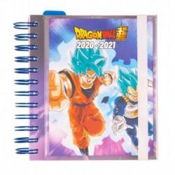Agenda Escolar 2020/2021 Diaria Dragon Ball