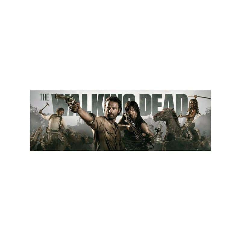 venta de posters de the walking dead