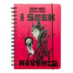 Agenda Escolar 2020/2021 A5 Semanal Disney Villanos