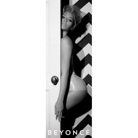 Poster Puerta Beyonce